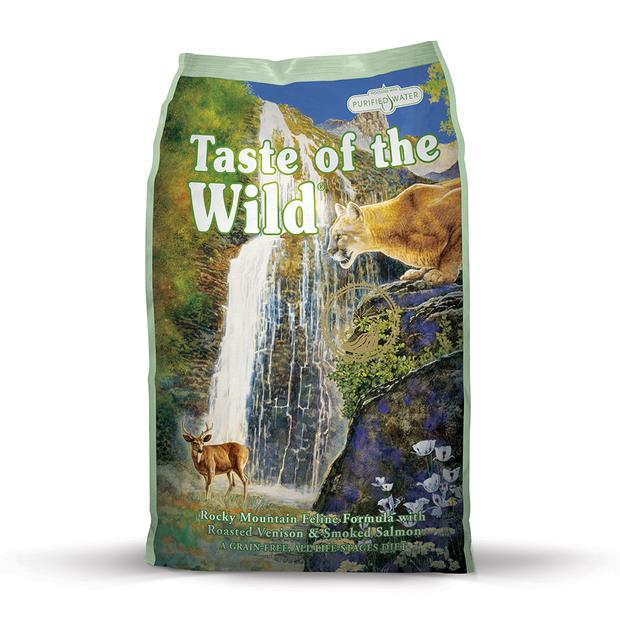 taste of the wild rocky mountain venison salmon  6.6kg | Taste of the Wild cat food | pet supplies|...