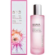 Reignite a healthy glow with the AHAVA Cactus and Pink Pepper Dry Oil Body Mist; a lightweight...