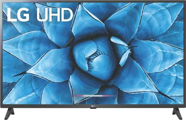 Experience a world of entertainment with this LG 43 inch UN73 4K Smart TV (43UN7300PTC). This 4K HD TV...