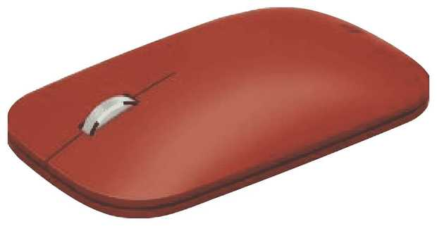 Light and portable, the new Surface Mobile Mouse delivers seamless scrolling and cord-free Bluetooth...