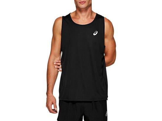 Designed with a slim fit, this SINGLET also features flat seams to help reduce chafing. Additionally...