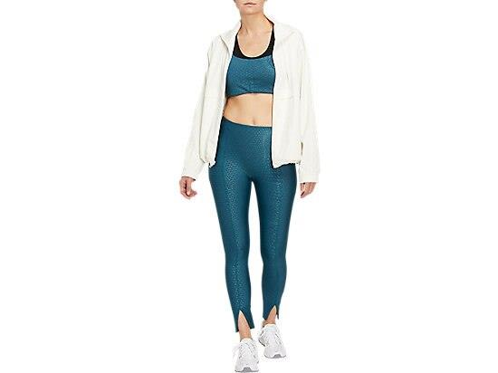 The LUXE TRAVELER TIGHT features a soft knit fabric for comfort during your exercise routine, as well...