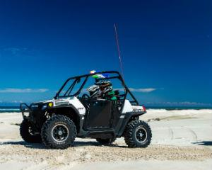 Sandboarding in Lancelin is a must do for your bucket list, so how about adding 1.5 hours quad bike...