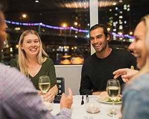 This dinner cruise combines great food, fantastic views of Surfers Paradise by night and the stunning...