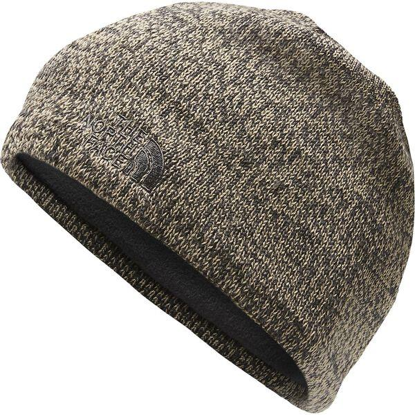 This heathered knit wool beanie features a soft fleece ear band and a classic fit ensuring it will be...