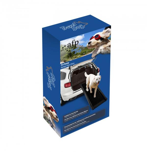 afp travel dog car ramp  each | All For Paws dog | pet supplies| Product Information:...