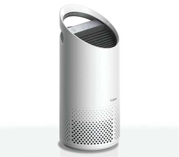 Simple Touch Controls 360 Degree Filtration PureDirect Technology Contemporary design Powerful...