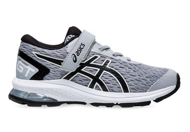 Playful yet powerful, the ASICS GT-1000 9 Pre School stability shoe offers the best of both cushinoning...