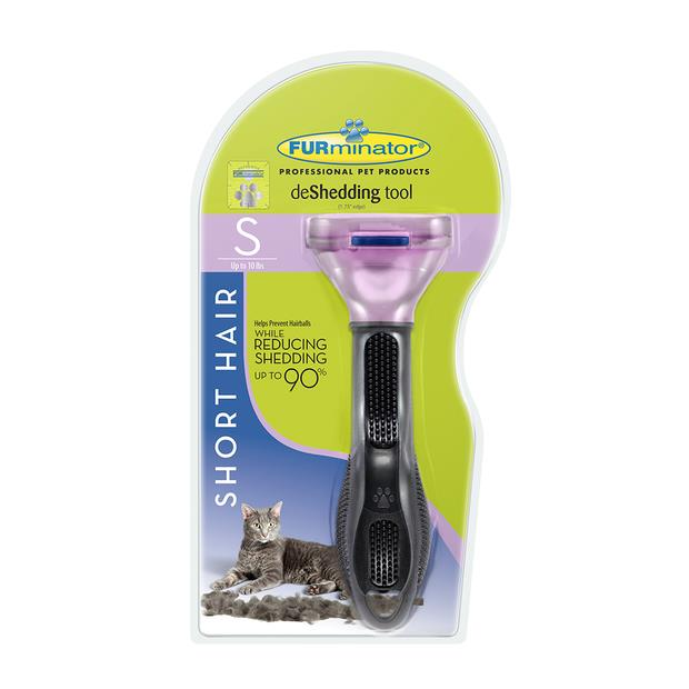 furminator short hair small cat  small | Furminator cat | pet supplies| Product Information:...