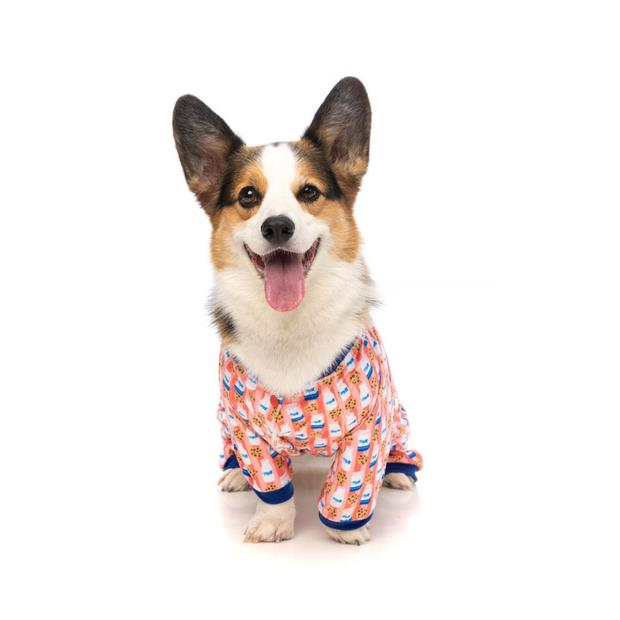 fuzzyard pyjamas sleepy time  size 6 | FuzzYard dog | pet supplies| Product Information:...