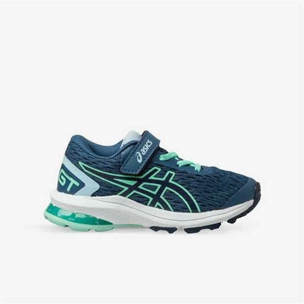 Refresh your child's sport look with the help of the special edition ASICS kids' GT-1000 9 PS...