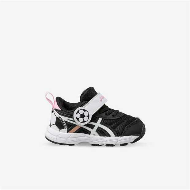 Be the star on the field with the ASICS GEL-CONTEND 6 School Yard Soccer running shoe. This shoe has...