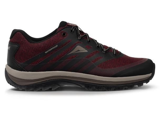 A lightweight day hiker and versatile travel shoe, the explore features medial support for...