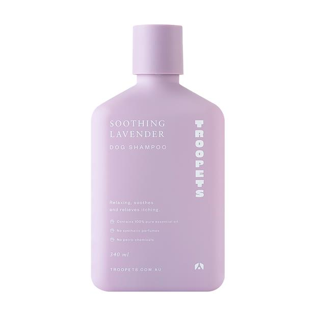 troopets dog shampoo soothing lavender  340ml | Troopets dog | pet supplies| Product Information:...