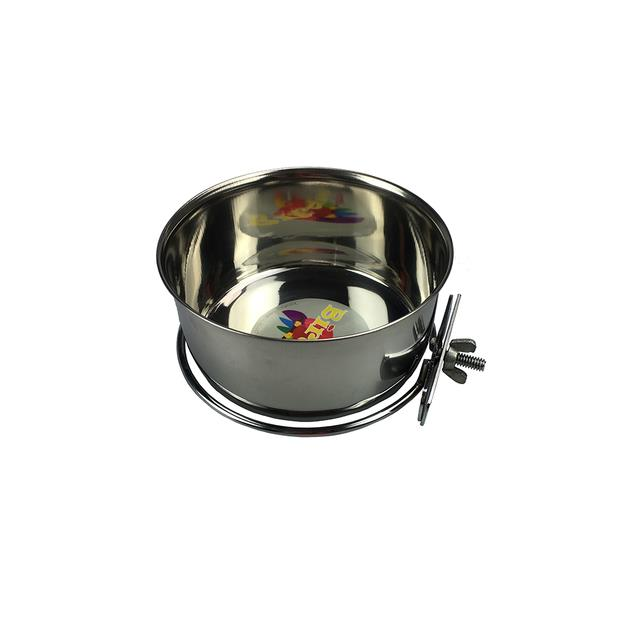 birdie stainless steel coop cup with clamp  887ml | Birdie | pet supplies| Product Information:...