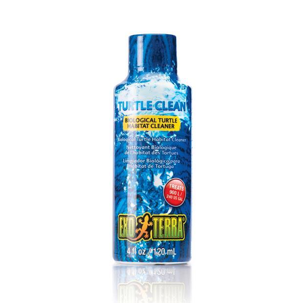 exo terra turtle clean  120ml | Exo Terra | pet supplies| Product Information:...