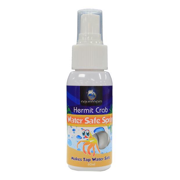 aquatopia hermit crab water safe spray  60ml | Aquatopia | pet supplies| Product Information:...