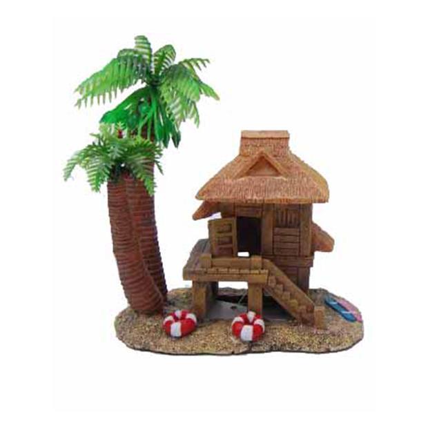 aquatopia hermit crab house on stilts  each | Aquatopia | pet supplies| Product Information:...