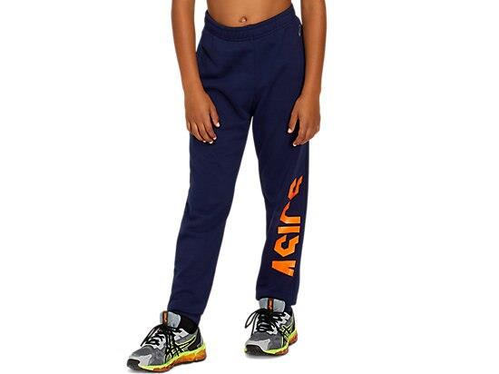 Comfy and practical, the kid's FRENCH TERRY GPX PANT are a great essentials for your little athlete's...