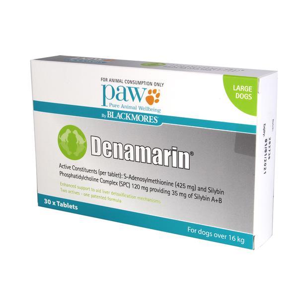 paw blackmores denamarin large dog  30 pack   PAW Blackmores dog   pet supplies  Product Information:...