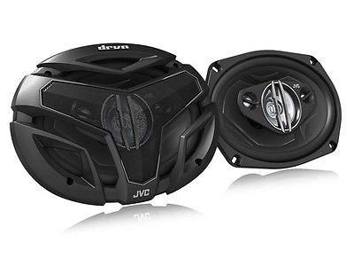 JVC CS-ZX6940 DRVN SERIES 550W 4 WAY 6X9 CAR AUDIO SPEAKERS 6 x 9 BIG S