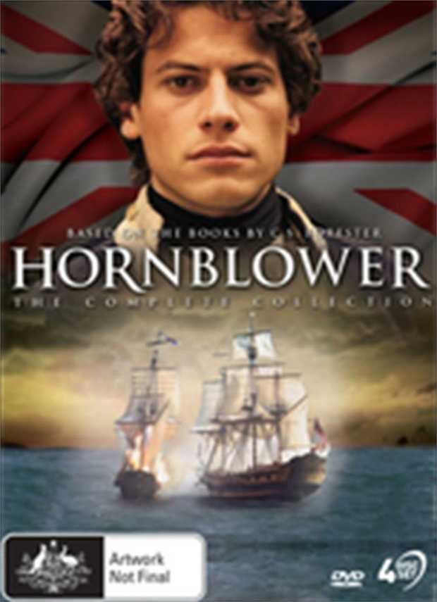Hornblower - The Complete Collection DVD         Epic award-winning...