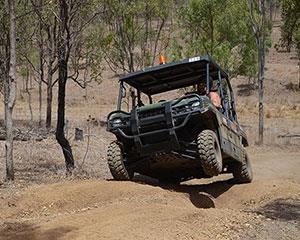 Get your adrenaline pumping with a two-hour off-road adventure driving or riding in a 4x4 buggy through...