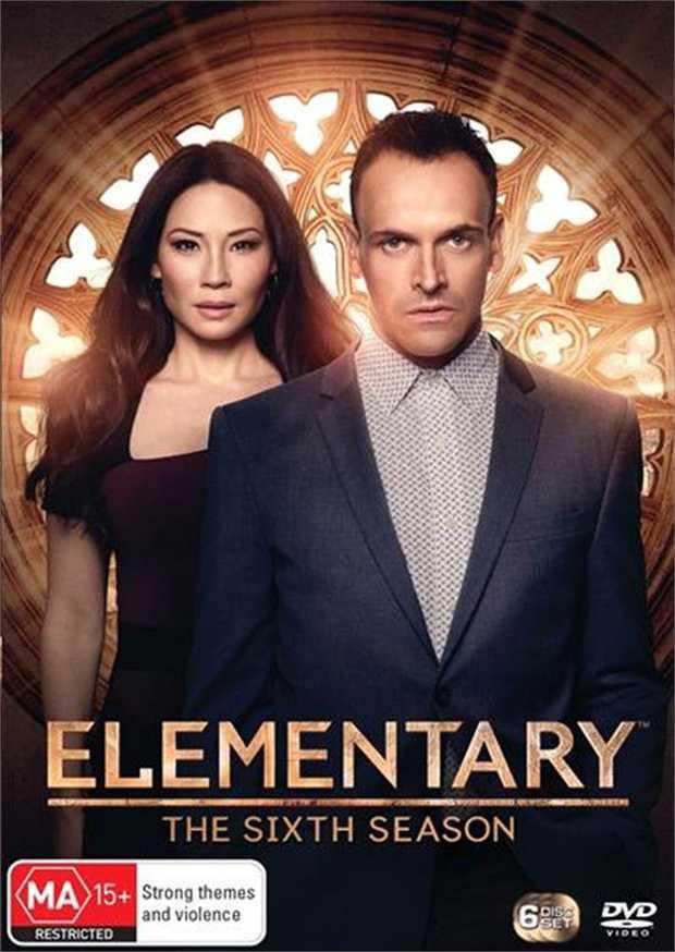 Elementary - Season 6 DVD      Perfect crimes meet the perfect matchA...