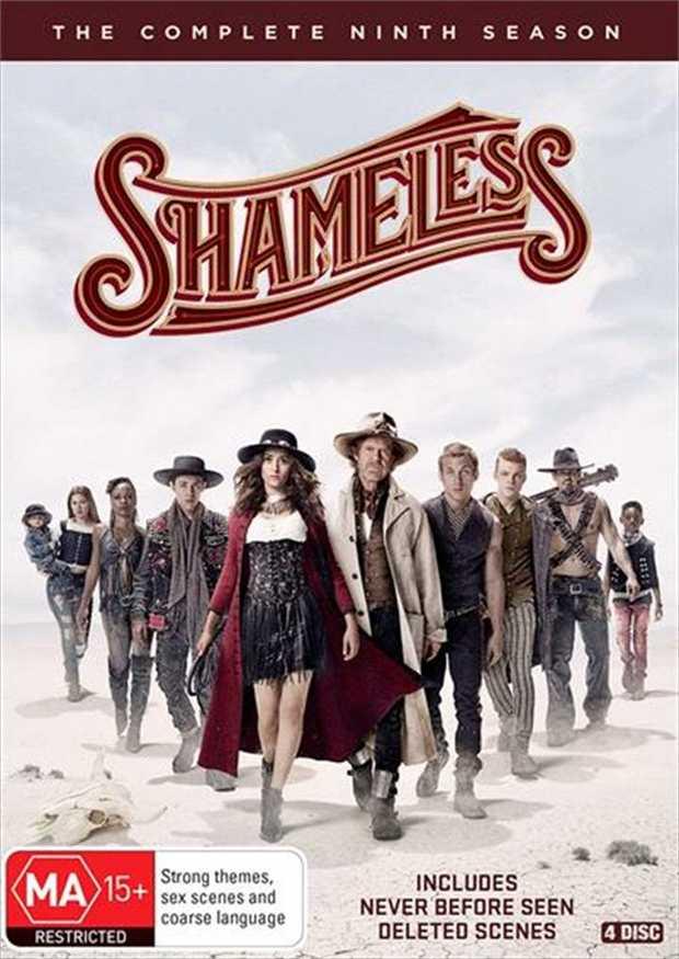 Shameless - Season 9 DVD      Taking on the counter culturePolitical...