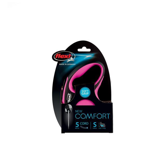 flexi comfort cord pink  medium | Flexi dog | pet supplies| Product Information:...