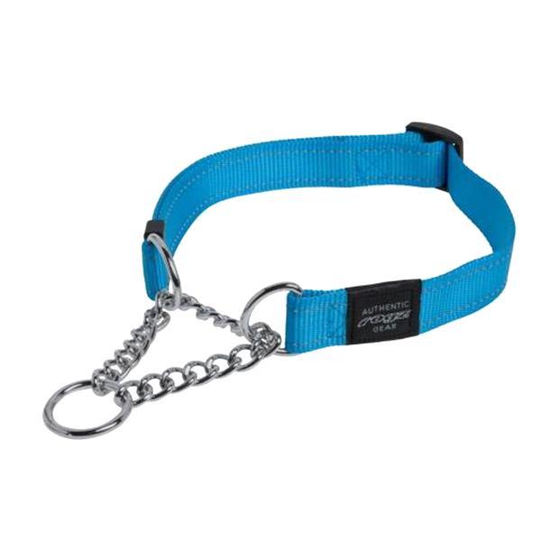 rogz obedience collar turquoise  medium | Rogz dog | pet supplies| Product Information:...