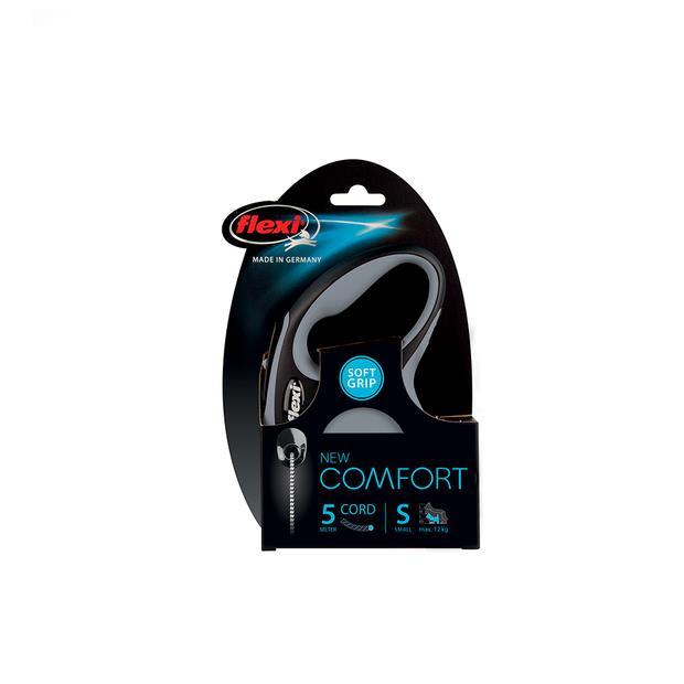 flexi comfort cord grey  small | Flexi dog | pet supplies| Product Information:...
