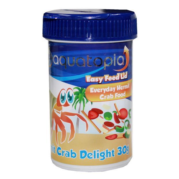 aquatopia hermit crab delight  30g | Aquatopia | pet supplies| Product Information:...