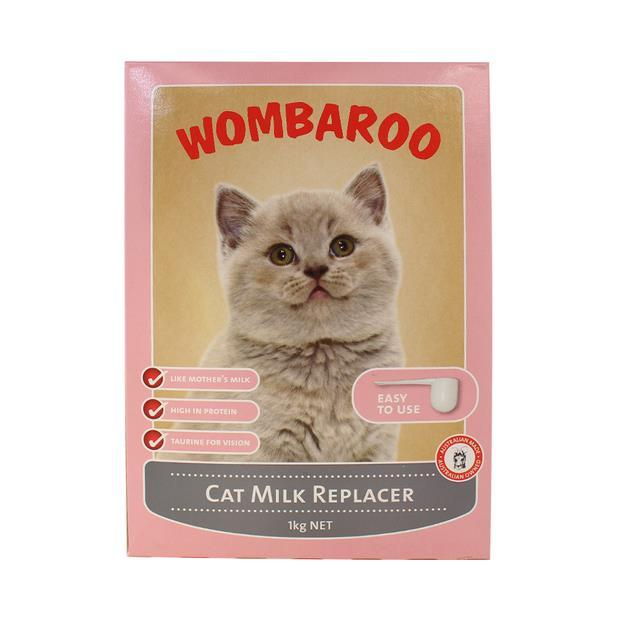 wombaroo cat milk replacer  215g | Wombaroo cat food | pet supplies| Product Information:...