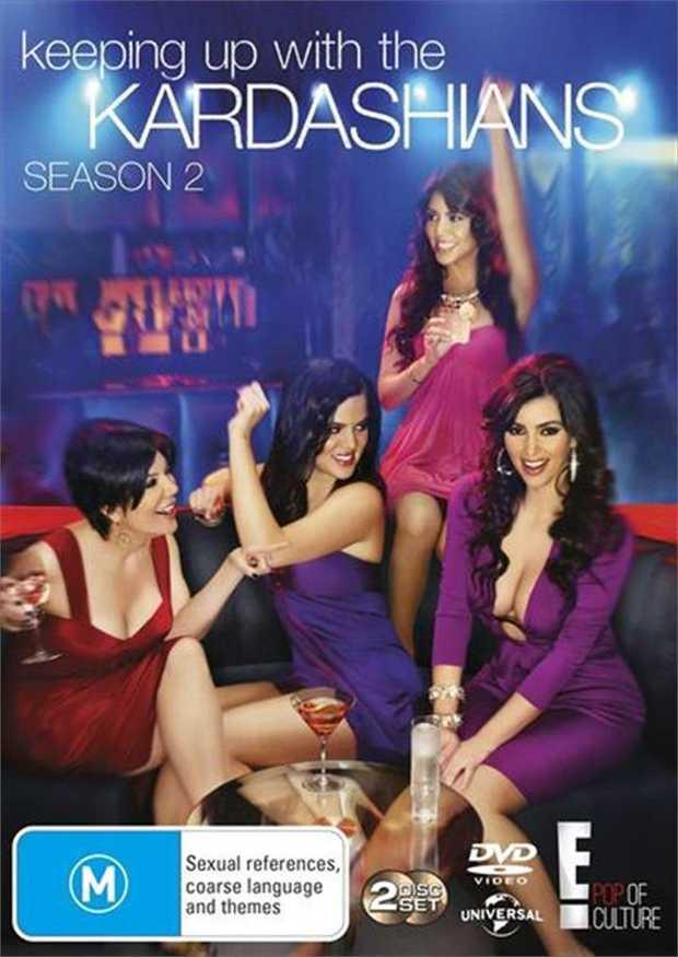 Keeping Up With Kardashians - Season 2 DVD      The Kardashians are...