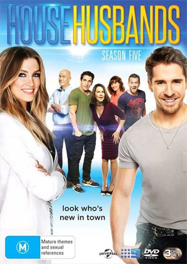 House Husbands - Season 5 DVD - On Sale Now With Fast Shipping Warm, funny and entertaining, House...