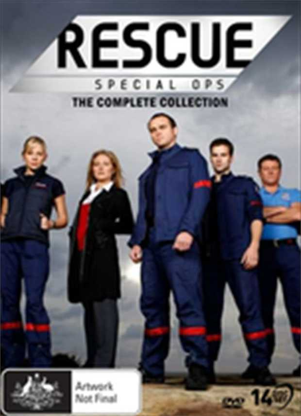 Rescue Special Ops - Complete Collection DVD         They are the elite...