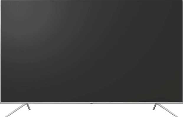 The Hisense 75S8 has a 75-inch screen, allowing you to keep on viewing without tiring your vision. It...