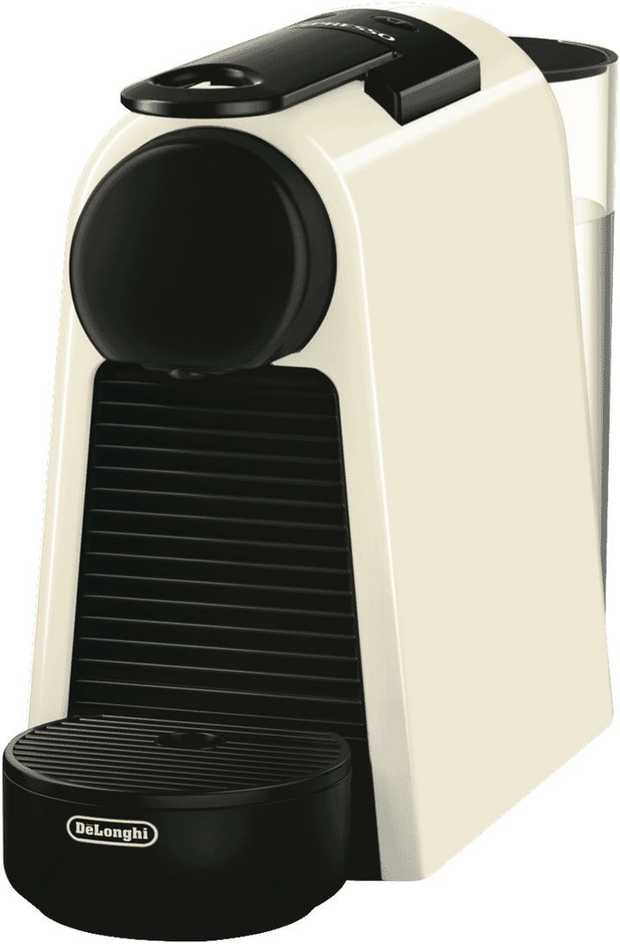With its minimalist design, the Nespresso DeLonghi Essenza Mini Solo Capsule Machine EN85WSOLO is the...