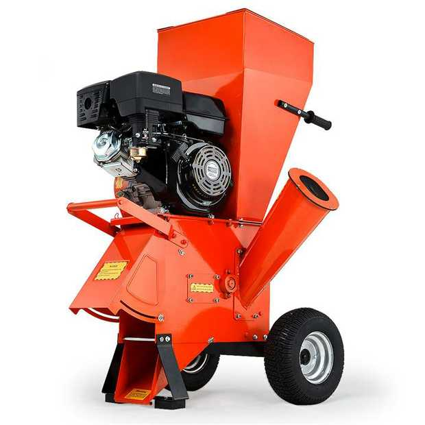 Packing the grunt of a 420cc engine, the new Michigan 15HP is the ultimate commercial grade chipping...
