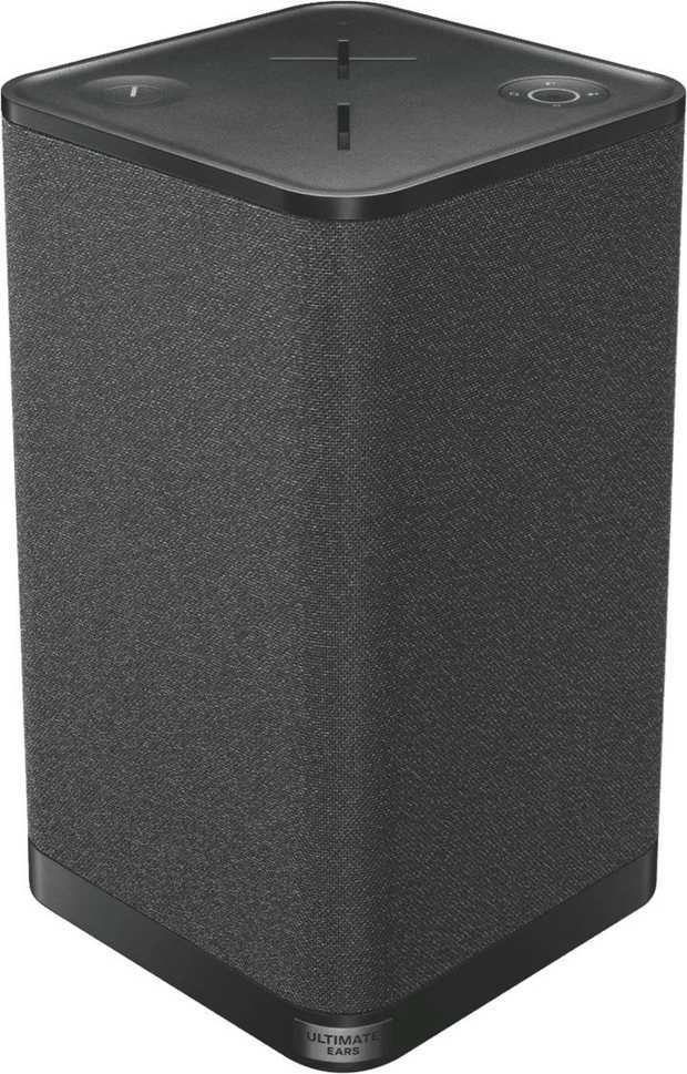 With the Ultimate Ears HYPERBOOM 4795027 portable Bluetooth speaker you can experience a sound...