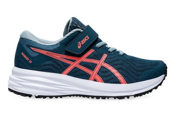 The Patriot 12 Grade School is both great value and versatile running shoe that sports a clean and fast...