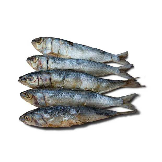 Big Sardines - Naturally Dried Australian Fish Treats for Cat & Dog 250g