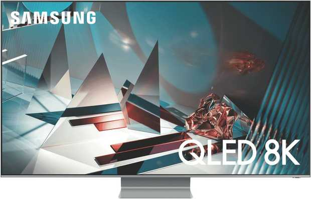 Experience true picture depth and clarity with 8K resolution with the new Samsung series Q800T 8K QLED...