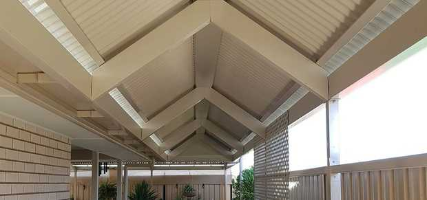 K.W. HOME IMPROVEMENTS CARPORTS & VERANDAHS  