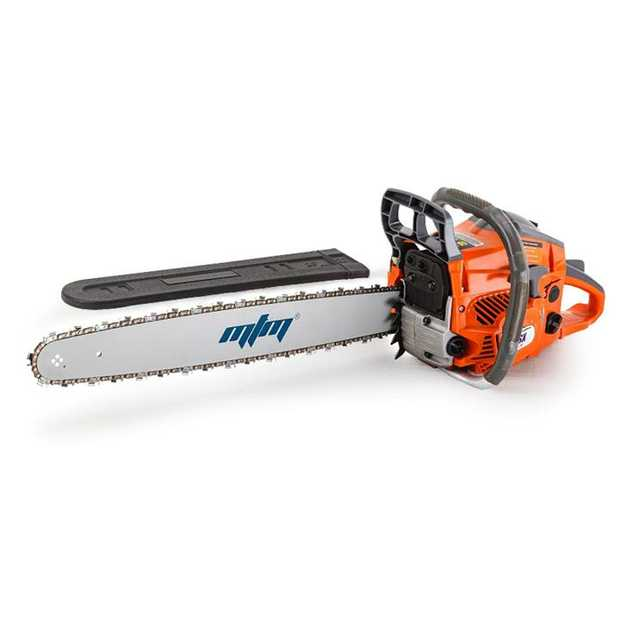 The MTM 62SX Chainsaw is the ultimate wood cutting companion. Whether you're pruning hedges, cutting...