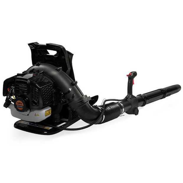 The MTM BPX735 II Petrol Backpack Blower has 65cc of power providing 490km/h air velocity so you can...