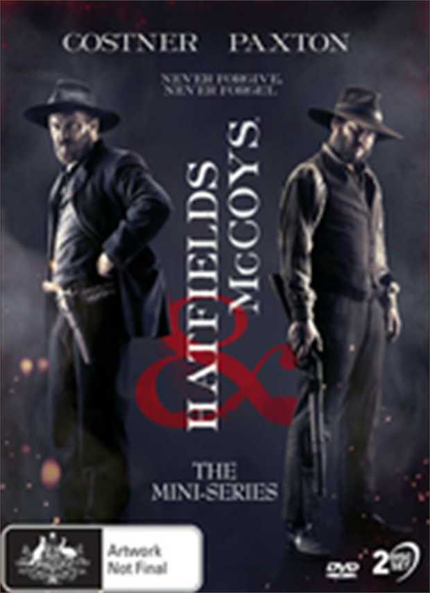Hatfields And Mccoys - Mini Series DVD         Never Forgive. Never...