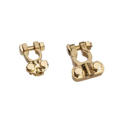 BRASS BATTERY TERMINALS Brass terminals are meticulously cast to deliver a quality finish and...
