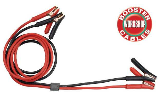 Workshop Booster CablesWith an extensive range on offer, these are the perfect heavy-duty workshop...